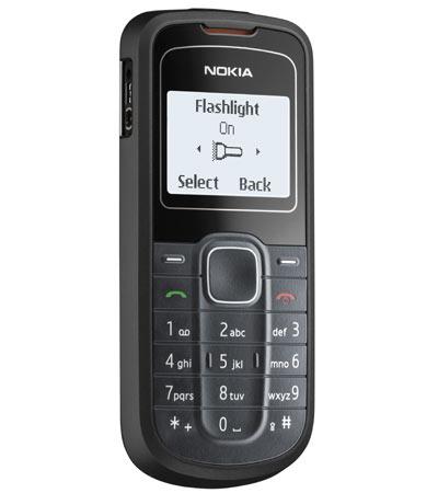 Dế' thay thế Nokia 1200