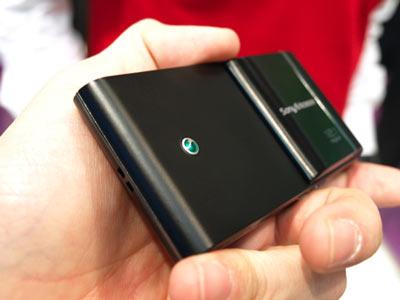 Ấn tượng Sony Ericsson Idou chụp ảnh 12 megapixel