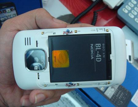 Nokia E5 lộ diện tại Việt Nam