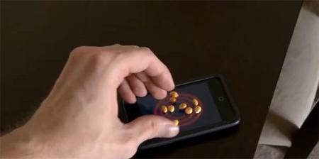 Ứng dụng 'nổ bỏng ngô' độc đáo trên iPhone