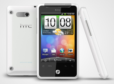 HTC giới thiệu Gratia cho châu Âu