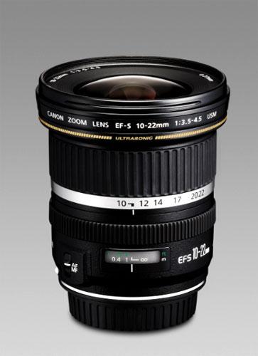 Tìm ống góc rộng cho máy ảnh Canon