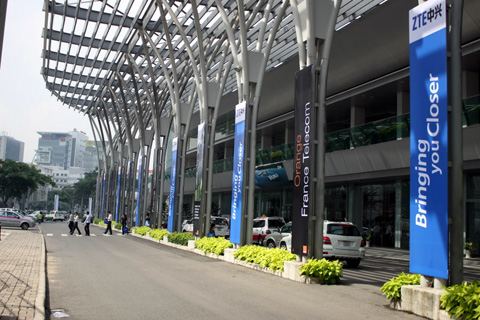 Việt Nam Telecomp 2010 khai mạc