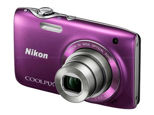 Máy ảnh Nikon Coolpix S4100 giá khuyến mãi 4tr290 - 14M. P