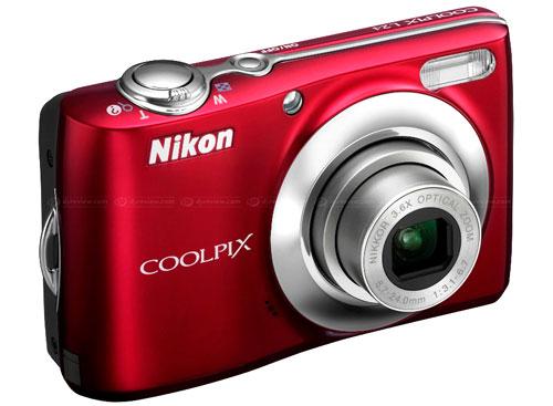 Nikon ra loạt máy ảnh compact