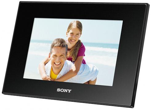 Khung ảnh kỹ thuật số Sony DPF-D75 7-Inch LED