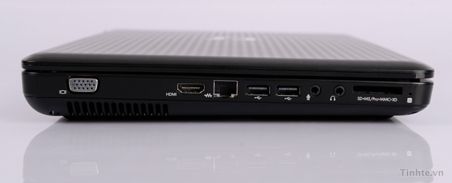 Laptop HP Compaq CQ42 dùng chip AMD