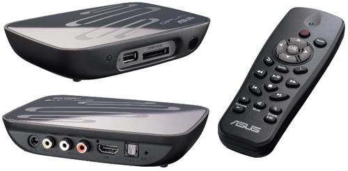 Asus ra đầu HD 'mini' giá 90 USD