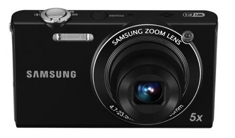Samsung SH100 - máy ảnh 14MP sở hữu kết nối WiFi đa năng