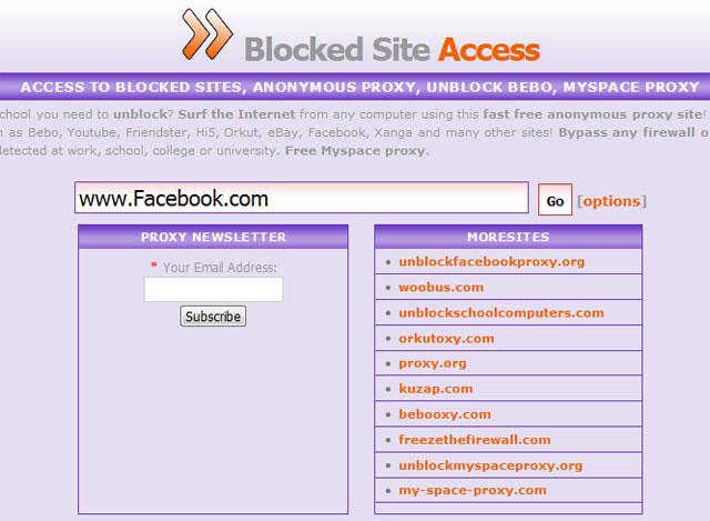 Cập nhật mới : 8 Cách khắc phục lỗi không truy cập vào được Facebook