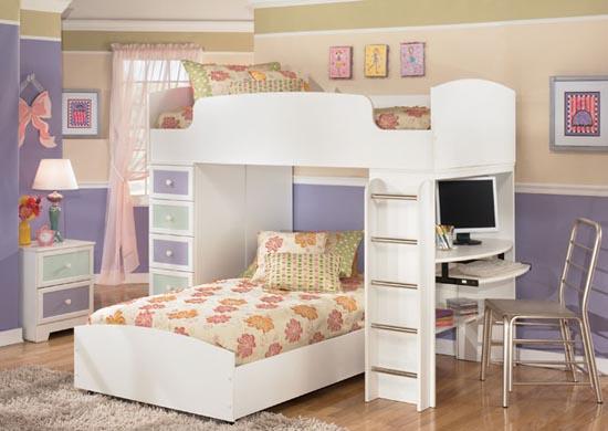 Cách trang trí phòng ngủ mà trẻ em sẽ thích