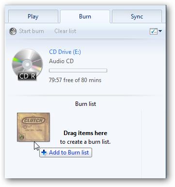 Hướng dẫn sử dụng Windows Media Player 12 trong Windows 7