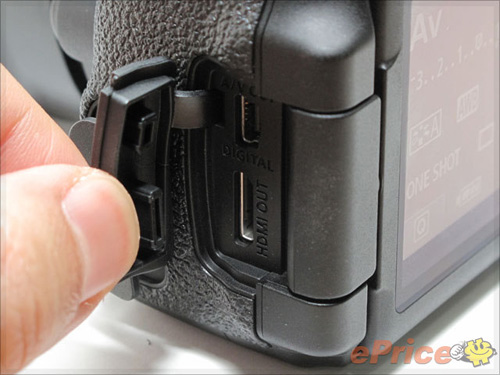 Ảnh thực tế Canon EOS 600D