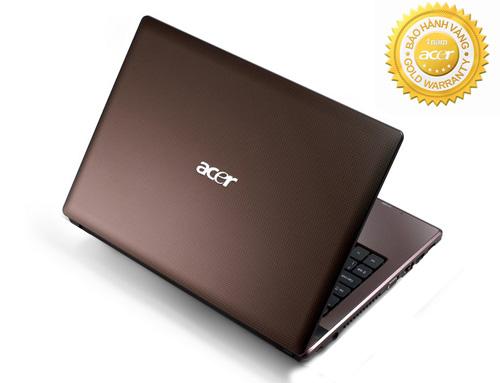 Laptop Core i3 giá 12 triệu của Acer