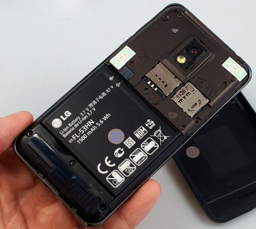 Đánh giá LG Optimus 2X