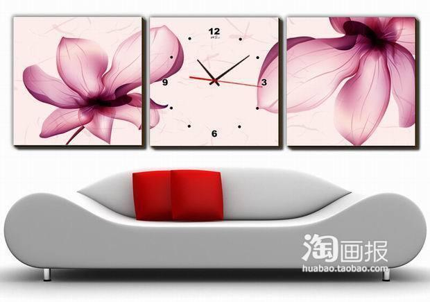 Đồng hồ treo tường cực nghệ thuật cho nhà bạn