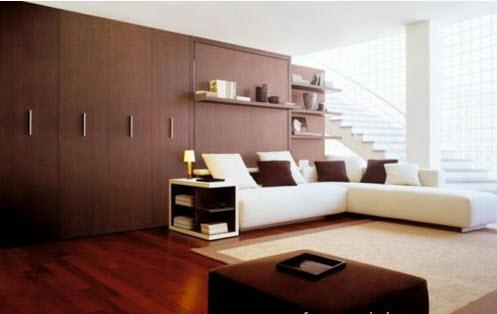 Tiết kiệm diện tích với nội thất đa năng
