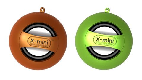 X-mini II Capsule Speaker chất lượng đỉnh cao nay còn cao hơn