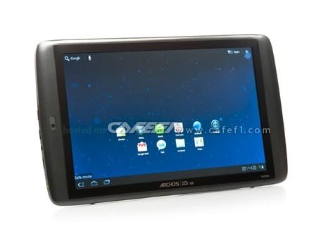 Archos ra mắt Archos 101 G9 Turbo với chip lõi kép 1.5 GHz
