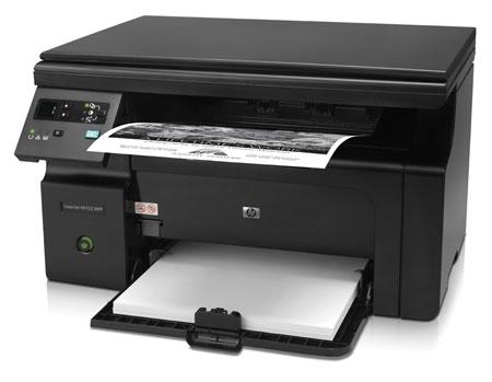 Máy in HP LaserJet Pro M1132: Đem cả văn phòng về nhà
