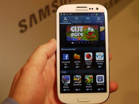 Big sale 55%-65%:SamSung Galaxy S3 I9300 = 4. 900. 000 (vnđ)